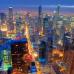 """ФотоШторы """"Огни Чикаго"""""""