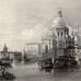 ФотоШторы  Античная иллюстрация Венеция