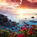ФотоШторы Морской пейзаж