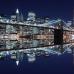 "Фотоштора ""Манхеттен. Бруклинский мост"""