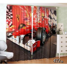 "Фотошторы ""F1-Ferrari"""