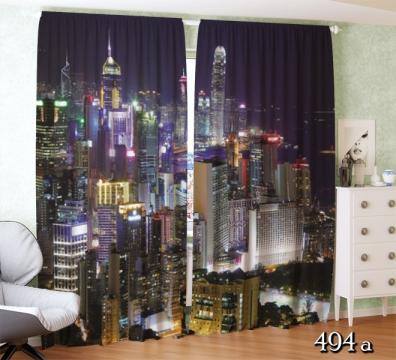 """Фотошторы """"Гонконг. 2"""""""