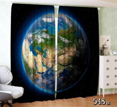 "Фотошторы ""Наша планета"""