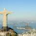 """Фотошторы """"Рио. Над городом"""""""