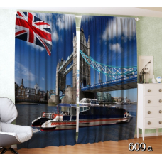 "Фотошторы ""Тауэр. Мост. Лондон"""