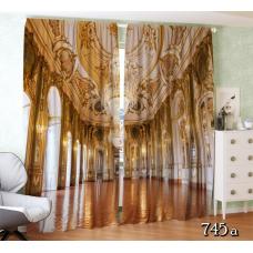 ФотоШторы Бальный зал Национального дворца Келуз