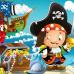 ФотоШторы Пираты. Охота за сокровищами