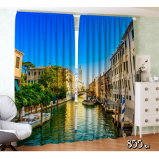 ФотоШторы Гранд канал. Венеция