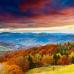"""ФотоШторы """"Осень в горах"""""""