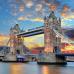 """ФотоШторы """"Лондон. Тауэрский Мост"""""""