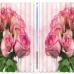 Фотошторы Широкие Букеты роз